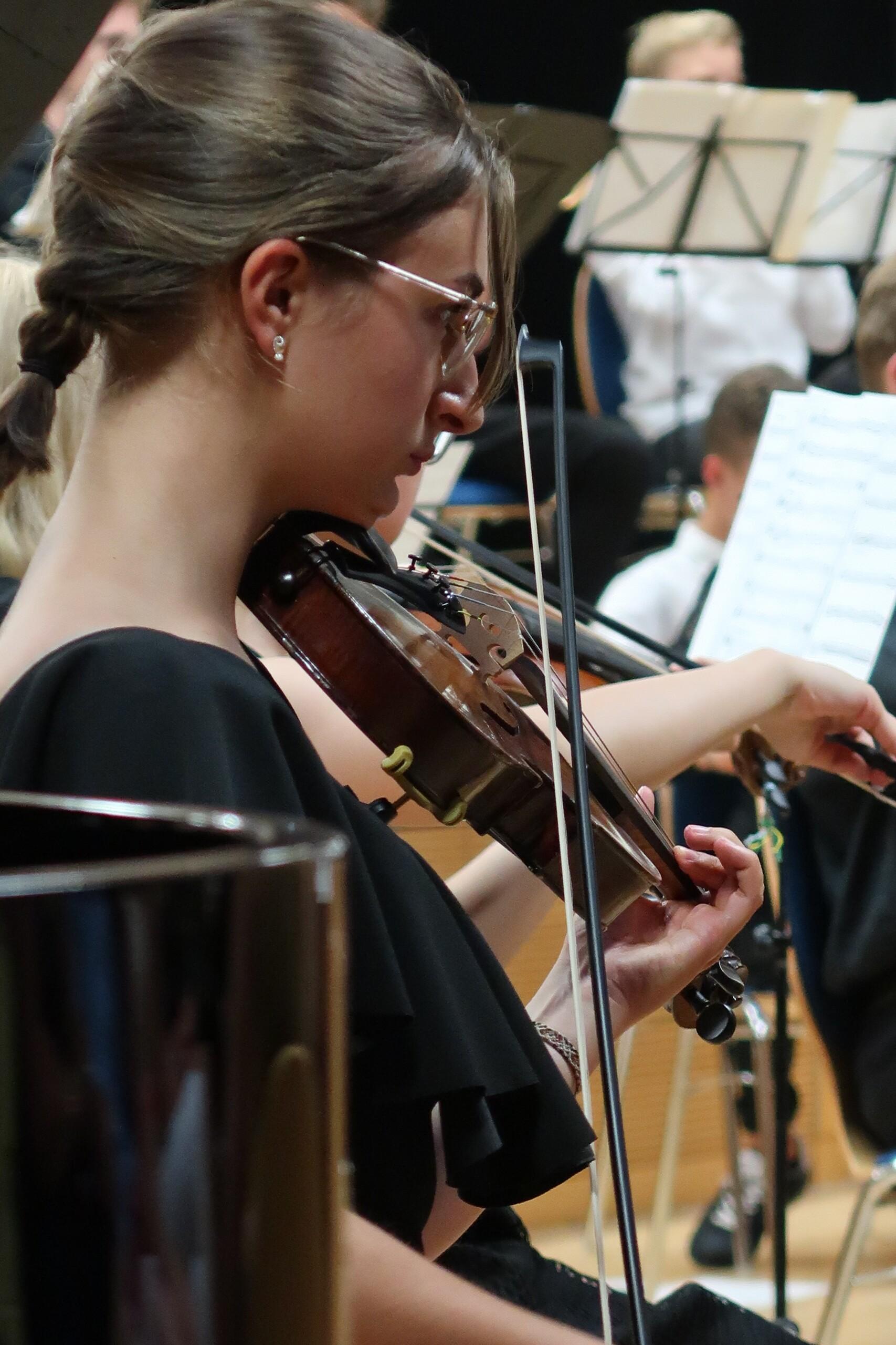 Musikalische Förderung an der HUS