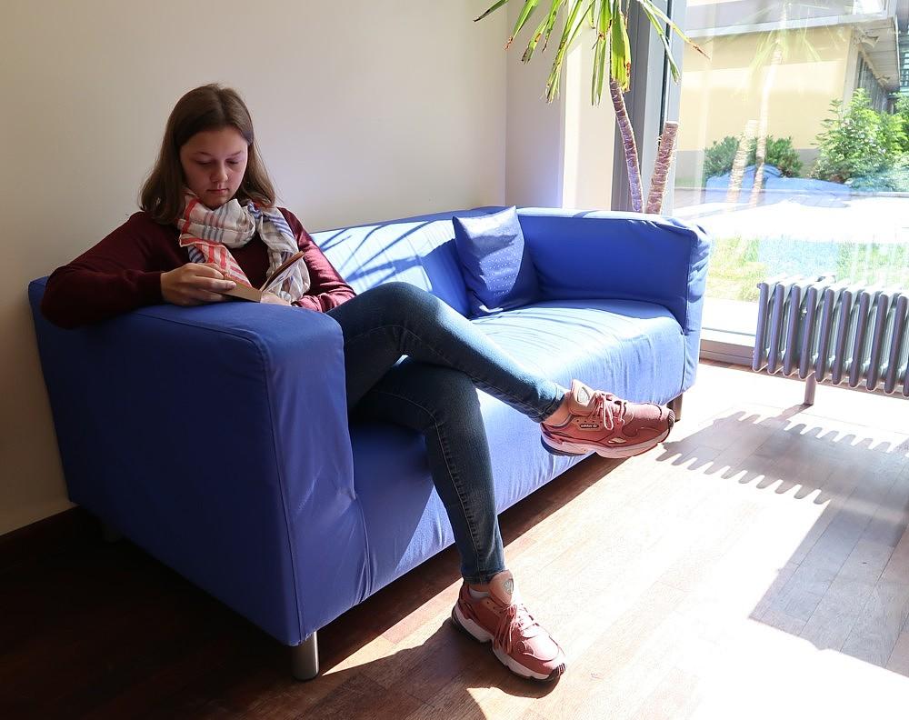 Lesen in der Mediothek