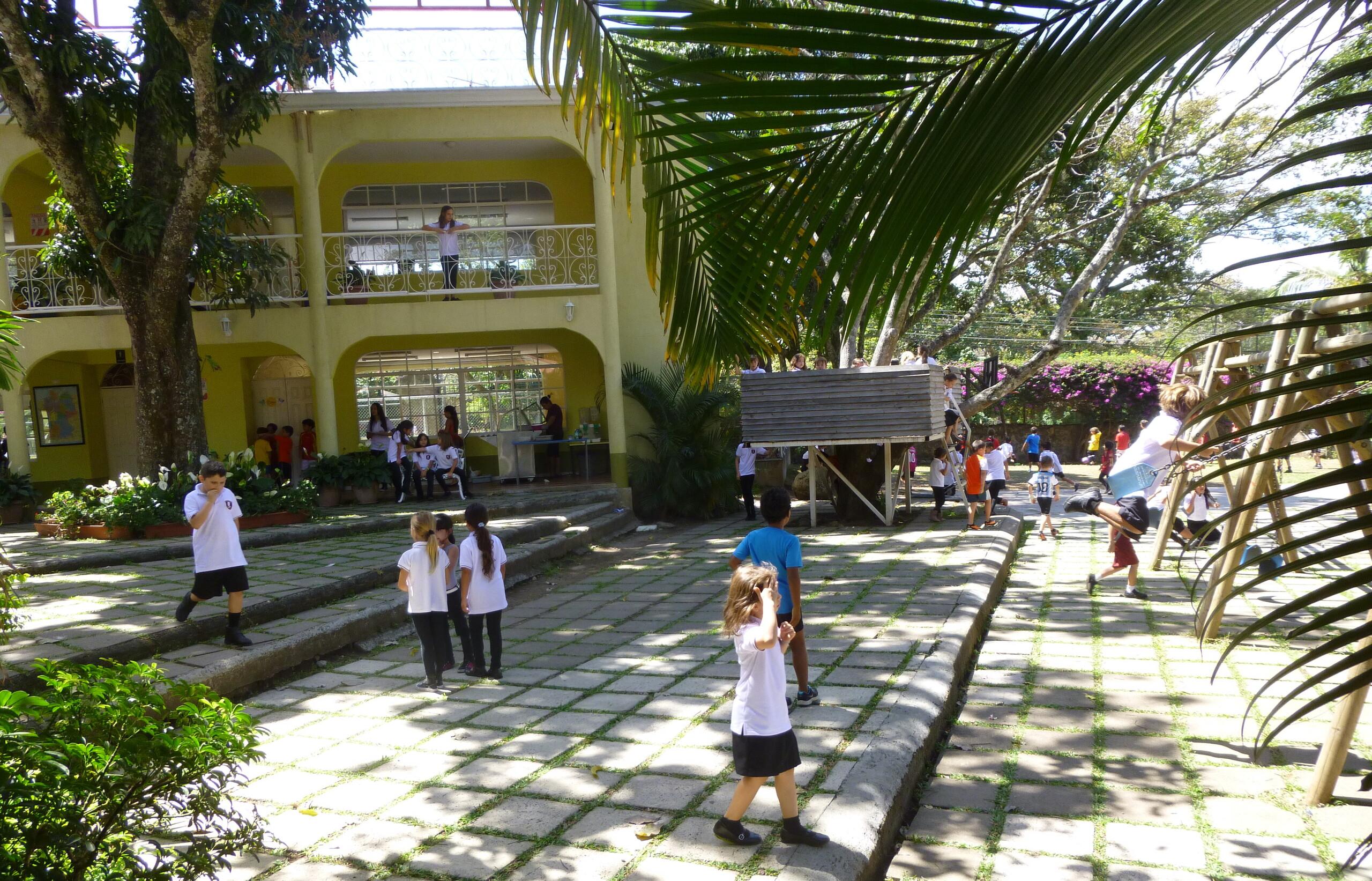 Colegio Franz Liszt in San José (Costa Rica)